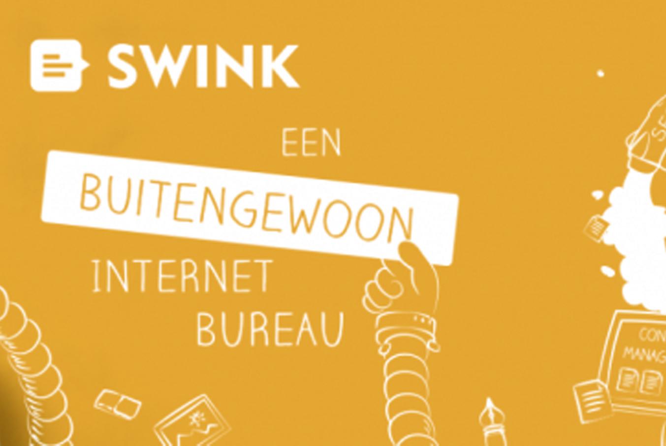 Swink, een buitengewoon internetbureau
